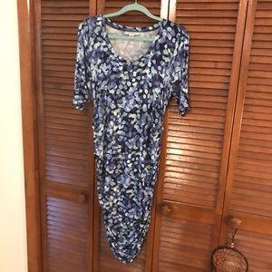 Motherhood Maternity Bodycon Dress